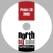 Promo CD potisk - North Big Band