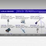 Lola Band - jazzová kapela