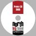 Promo CD potisk - North Big Band